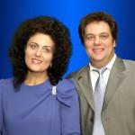 Анна и Андрей Лукашины