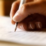 Писать стихи…