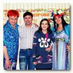 На концерте в Костроме царил Дух Рождества